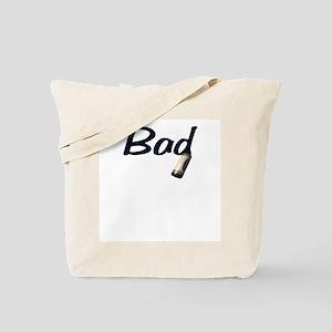 Crayon Bad Tote Bag