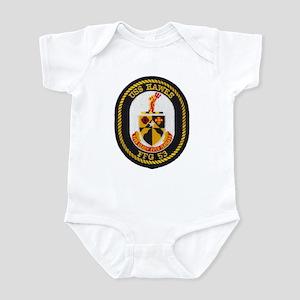 USS HAWES Infant Bodysuit