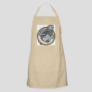 Barred Owl BBQ Apron