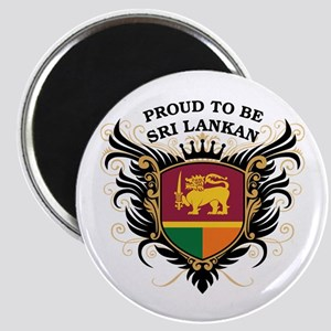 Proud to be Sri Lankan Magnet