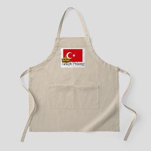 Turkish Princess BBQ Apron