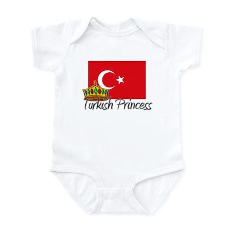 Turkish Princess Infant Bodysuit