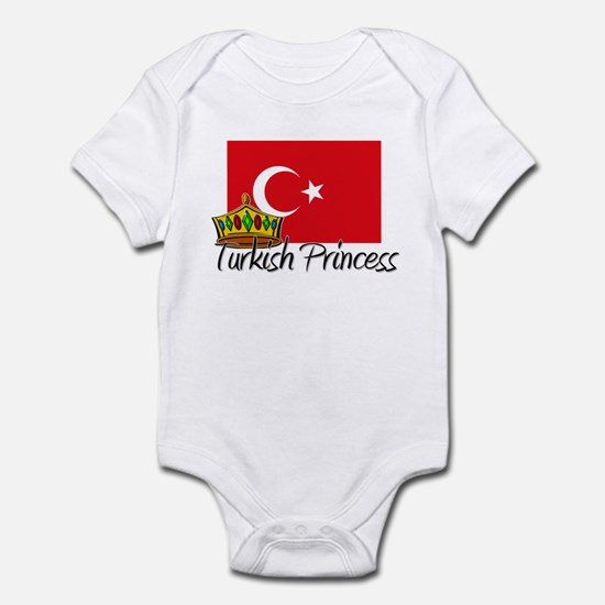 Turkish Princess Infant Bodysuit