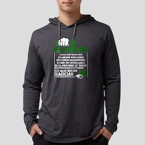 Accounting T Shirt, Accountant Long Sleeve T-Shirt
