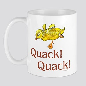 Quack! Quack! Mug