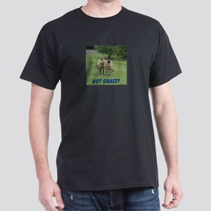 Got Grass? Dark T-Shirt