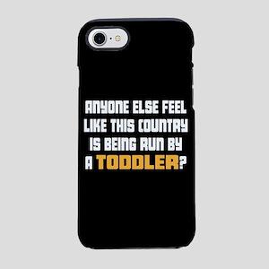 Toddler Trump iPhone 8/7 Tough Case