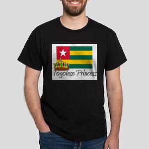 Togolese Princess Dark T-Shirt