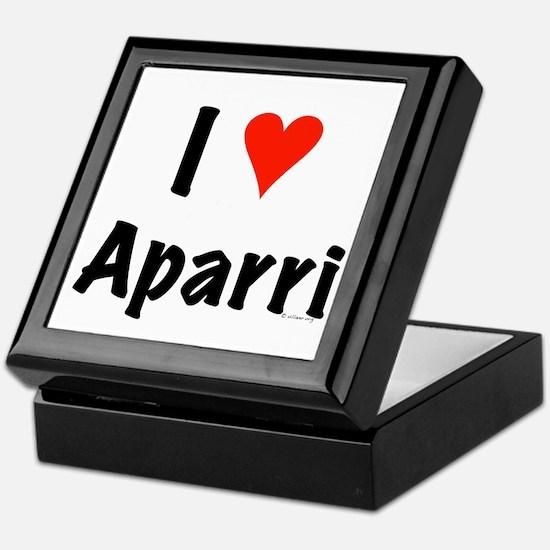 I love Aparri Keepsake Box