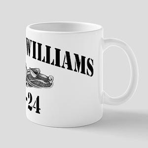 USS JACK WILLIAMS Mug
