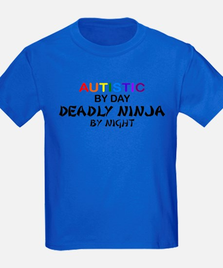 Autistic Deadly Ninja by Night T