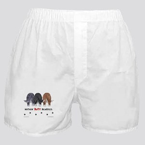 Nothin' Butt Beardies Boxer Shorts