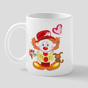 Love Clown Mug