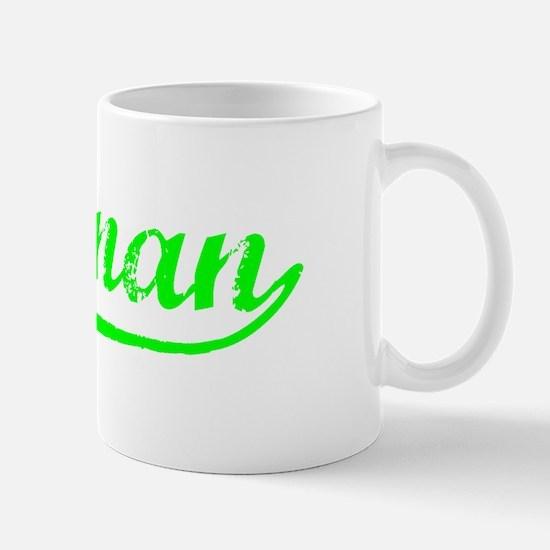 Vintage Brennan (Green) Mug