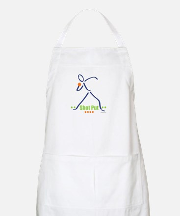 Shot putter BBQ Apron