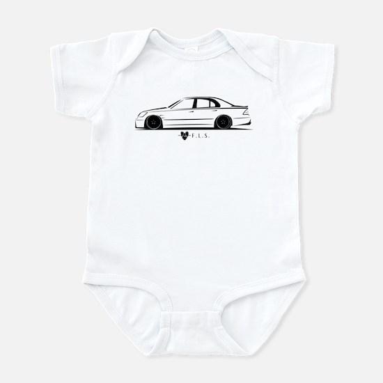 Luxury Lexus Infant Bodysuit