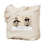 Child Conducting Tote Bag