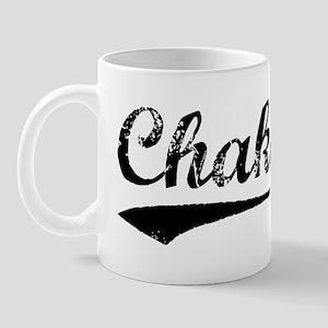 Vintage Chaka (Black) Mug