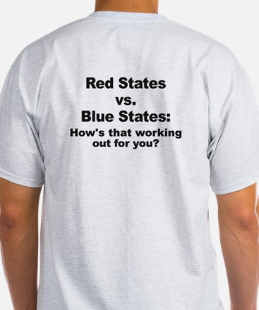 Red States vs Blue States T-Shirt