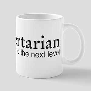 "NeoLibertarian ""Next Level"" Mug"