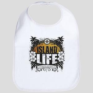 Island Life Bib