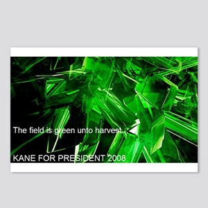 Kane08 Postcards (Package of 8)