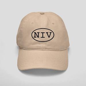 NIV Oval Cap