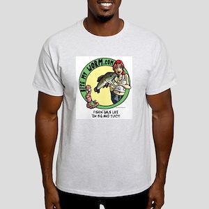 Slinkys Fishin Gals Light T-Shirt