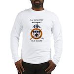 3RD INFANTRY REGIMENT Long Sleeve T-Shirt