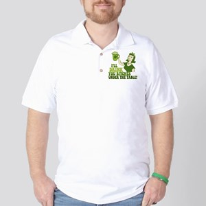 Drink You Bitches Under The Table Golf Shirt
