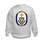 USS JARRETT Kids Sweatshirt