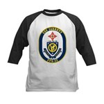 USS JARRETT Kids Baseball Jersey