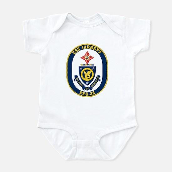 USS JARRETT Infant Bodysuit