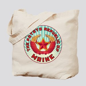 Potato Republic of Maine Tote Bag