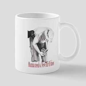 Farrier, Mamma Needs a new pa Mug