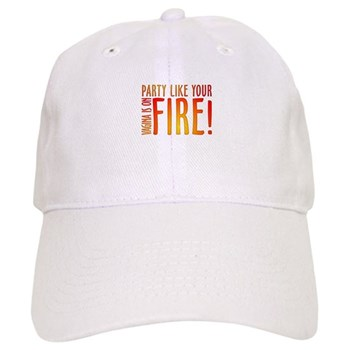 Party Like Your Vagina is on Fire Cap