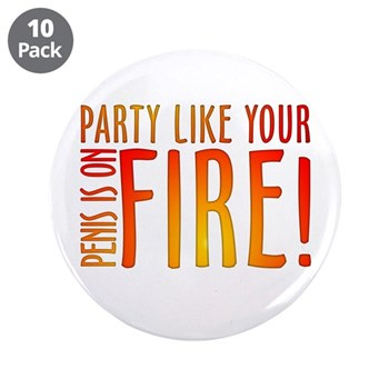Party Like Your Penis is on Fire 3.5