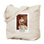 Beautiful Woman Violinist Tote Bag