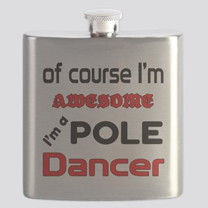 I am a Pole dancer Flask
