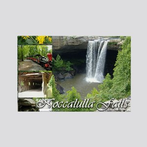 Noccalulla Falls Rectangle Magnet