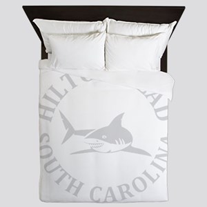 Summer hilton head- south carolina Queen Duvet