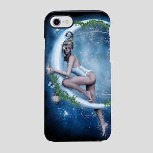 Female Elf Moon iPhone 8/7 Tough Case