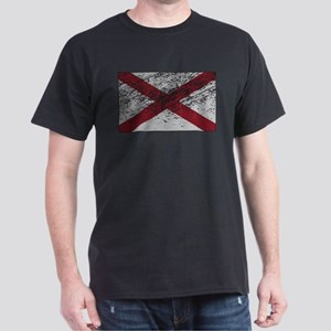 Northern Ireland Flag Grunged T-Shirt