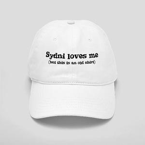 Sydni loves me Cap