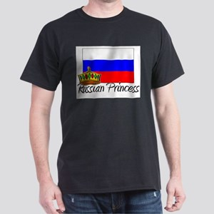 Russian Princess Dark T-Shirt