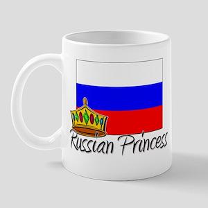 Russian Princess Mug
