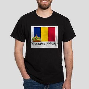 Romanian Princess Dark T-Shirt