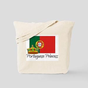Portuguese Princess Tote Bag