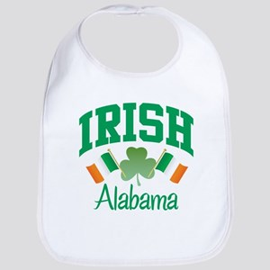 IRISH ALABAMA Bib