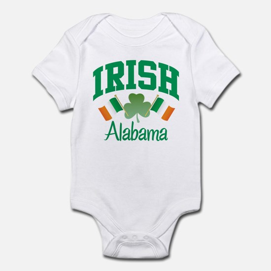 IRISH ALABAMA Infant Bodysuit